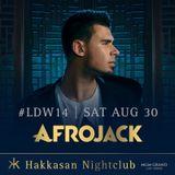 Afrojack - Live @ Hakkasan (Las Vegas) - 30.08.2014