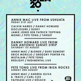 Annie Mac b2b Pete Tong - Live at Ushuaia (Ibiza) - 31-Jul-2015