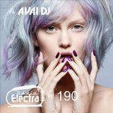 Rádio Electra 190 / Lounge & Alternative Music - Avai Dj