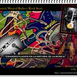 """""""Grandes plagios en la historia de la música""""   OraLia Expresión Musical y Rock Story  31 marzo 2014"""