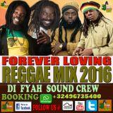 Reggae Mix (forever loving 2016 Di Fyah Sound Crew