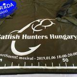 Mocsári Tamás (moxi) - SportSzeret! Vendég: Catfish Hunter Hungary 2019 01 06
