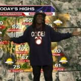 Flava Flav Does Utah's Weather on FOX 13