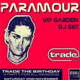 TRADE the BIRTHDAY, VIP garden DJ set