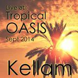 Kellam: Tropical Oasis Sept2014