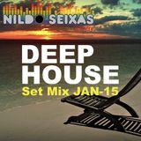 DJ Nildo Seixas - Set Mix JAN-15 (Deep House)