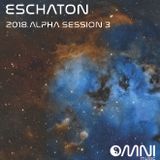 Eschaton - The 2018 Alpha Radio Sessions - Show 3 (30th Jan 018)