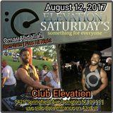 Omar Abdallah @ Elevation Aug. 12, 2017 (5 hours)