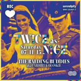 RECROOM 071115 - THE BALDING BUDDIES PT1