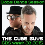 Global Dance Session Week 28 2015 Cheets With The Cube Guys