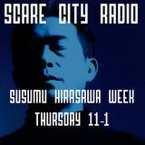SUSUMU HIRASAWA WEEK