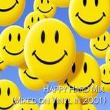 Happy Hard Mix (Mixed on Vinyl in 2001)