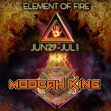 Moocah King - Live @ Element Of Fire 2018