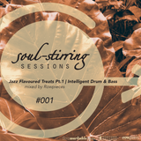 Soul-stirring Sessions #001 Jazz Flavoured Treats Pt.1   Intelligent Drum & Bass mixed by Rowpieces