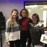Mairead and Olivia chat to Rebecca Wilson on the Community Hour about the fight to end homelessness!