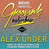 Groovink Radioshow #003 (Alex Under)