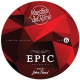 Maestros Del Ritmo vol 6 - 2014 Official Mix By John Trend