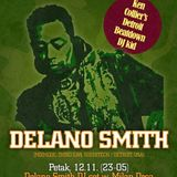 Delano Smith @ The Wash pt.1 (12112010)