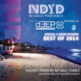 The NDYD Show - Episode 18 - Best of 2014