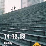 DJ Gladkiy & DJ OMG - live @ Dacha 14.12.13