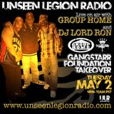 ULr Show with Group Home and DJ Lord Ron