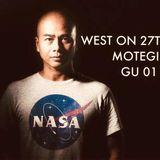 WEST ON 27TH presents motegi live @ magic phangan studio thailand