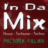PHIL SOREN - FULL MIX (Techouse & Techno)