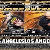DJ HAZARD B2B OHMEN (((LIVE))) @ FUTUREBOUND RADIO L.A.