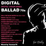 DIGITAL BALLAD (Wings,Doobie Brothers,Al Stewart,Odyssey,Ambrosia,David Bowie,Chris Rea,Aca,America)