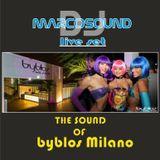 """THE SOUND OF BYBLOS MILANO"" - live set - novembre 2016"