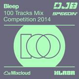 Speedin' :Bleep x XLR8R 100 Tracks Mix Competition: DJB
