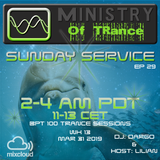 Uplifting Trance - Ministry of TRance Sunday service EP29 WK13 March 31 2019