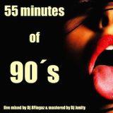 Dj 8Fingaz - 55 Minutes of 90´s HipHop & Rap