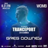 Greg Downey - Live At Womb, Tokyo (31.08.2018)