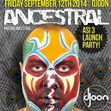 Ivan Diaz @ Ancestral, Djoon, Friday September 12th, 2014
