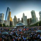 FRANKIE KNUCKLES TRIBUTE live From Millennium Park in Chicago 6/3/14