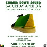 Simmer Down Sound ft Fatbook set 2 Saturday April 8, 2017 Subterranean Chicago