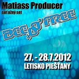 BEE FREE 2012 SUTAZNY SET