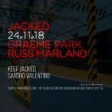 This Is Graeme Park: Jacked @ Filling Factory No. 1 Chorley 24NOV18 Live DJ Set