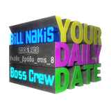 Your Daily Date @8  21/04/2017