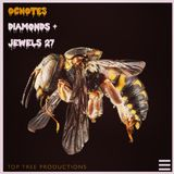 OCnotes Top Tree Diamonds & Jewels Mix #27