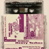 Deckmaster Pascal - The Vault  - 1992 - Side 1