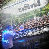 Larigold & Mc Nice live @ Tacticz Outdoor festival 2014 (Belgium)