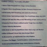 Chris Cargo Future Drums Recorded 2001