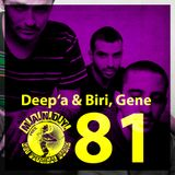 M.A.N.D.Y. Pres Get Physical Radio #81 mixed by Deep'a & Biri, Gene