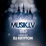 DJ KRYPTON – Musik.lv vol. 6. RnB, Hip-Hop [2014]