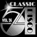 DJ Gilbert Hamel - Classic Disco Party Mix Vol 36 (Section The 70's)