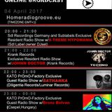 20170404 20-21h (gmt+1) (Tuesday) Sdl Recordings Exclusive Resident Radio Show w/X-Treme Hypomania