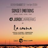 JORDI_CARRERAS__Live_at_Formentera_(Sunset_Emotions_Hostal_La_Sabina) 05/08/17