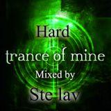 Hard trance of mine